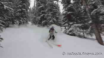 Wolf Creek ski area first to open after 2 feet of snow