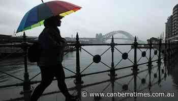 Wet and windy weather to hit parts of NSW - The Canberra Times