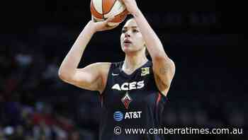 Cambage opens WNBL against Boomers - The Canberra Times