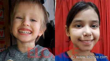 Campaña para ayudar a Elizabeth y Marcos, con tratamientos en Buenos Aires - Elonce.com