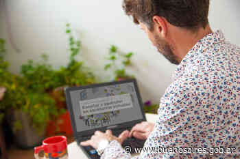Nuevo curso autoasistido: Enseñar y aprender en escenarios virtuales - buenosaires.gob.ar