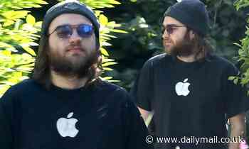 Two And A Half Men's reclusive star Angus T. Jones spotted in Los Angeles