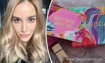 Rebecca Judd shows off $200 beauty haul that she got for FREE after Melbourne's lockdown lifts