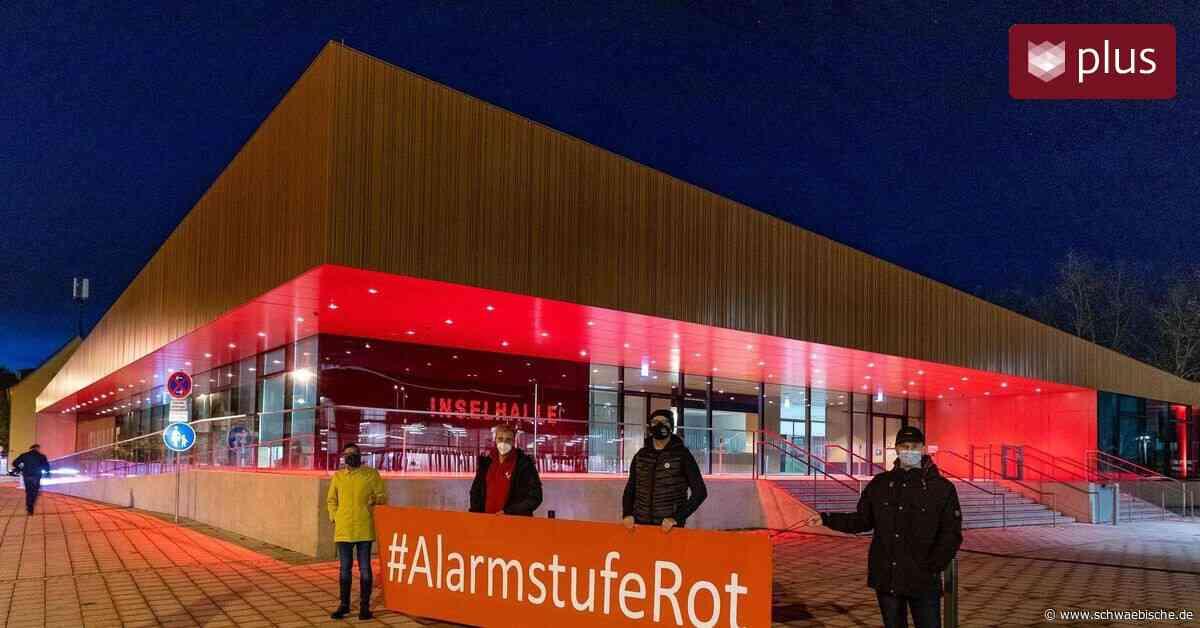 """Auch in Lindau herrscht """"Alarmstufe Rot"""" - Schwäbische"""