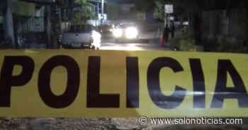 Asesinan a un taxista en Cuscatancingo - Solo Noticias