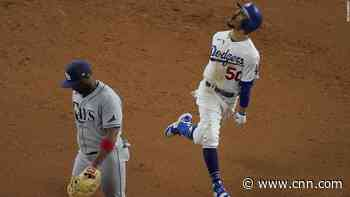 LA Dodgers win World Series for first time since 1988, defeat Tampa Bay Rays in six games