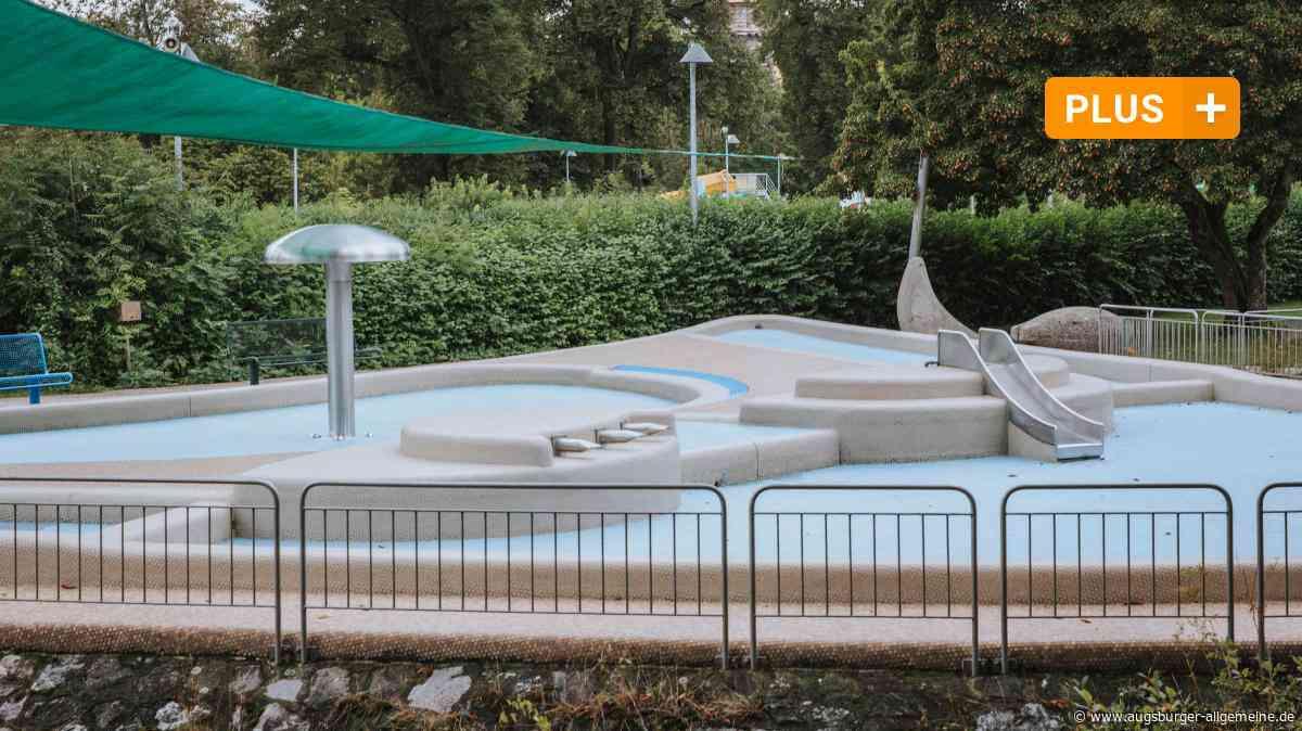 Die Besucherzahlen im Inselbad in Landsberg brechen ein