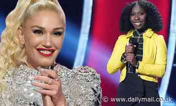 The Voice: Gwen Stefani lands the daughter she's always wanted with teen singer Larriah Jackson