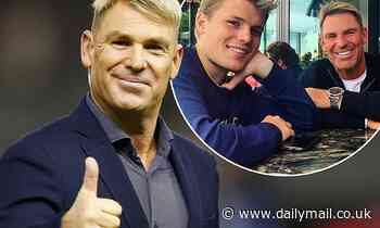 Shane Warne would bring CANNED baked beans to cafes for family breakfasts