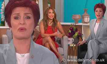 Sharon Osbourne says she and husband Ozzy's credit cards were fraudulently maxed out