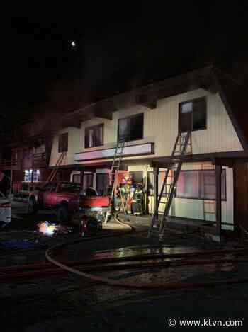 House Fire Quickly Extinguished Near Tahoe Boulevard In Incline Village