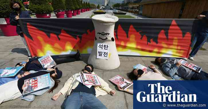 South Korea vows to go carbon neutral by 2050 to fight climate emergency