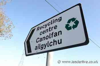 Bryn Lane, Plas Madoc and Brymbo Recycling Centres will close on October 23 | The Leader - LeaderLive