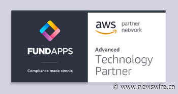 Fundapps Achieves Select Technology Partner Status in the Amazon Web Services Partner Network
