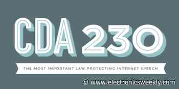 Tech giants to defend section 230