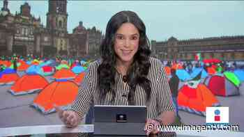 Noticias con Yuriria Sierra | Programa completo 26/10/2020 Imagen Televisión - Imagen Televisión