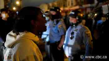 Tension grips Philadelphia for 2nd night after fatal police shooting of Black man