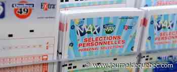 Lotto-Max: une cagnotte de 61 millions $ en jeu au prochain tirage