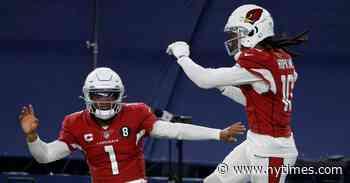 Kyler Murray Is Leading the Arizona Cardinals on a Joy Ride