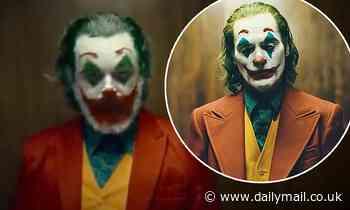 Michael Sheen transforms into Joaquin Phoenix's The Joker