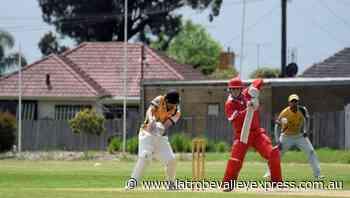 LVDCL A Grade Cricket - Traralgon West v Trafalgar - Latrobe Valley Express