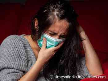 Coronavirus: People with five or more symptoms are at a higher risk for developing long-COVID, says study - Times of India