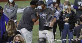 Dodgers' Justin Turner Was Pulled From Game 6 After Positive Virus Test