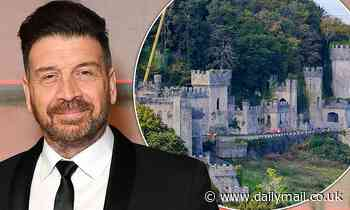 Nick Knowles tried to buy I'm A Celeb's Gwrych Castle in Wales for £5 to renovate it