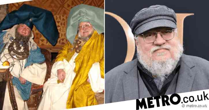 Game Of Thrones' George RR Martin reveals cameo we never got to see