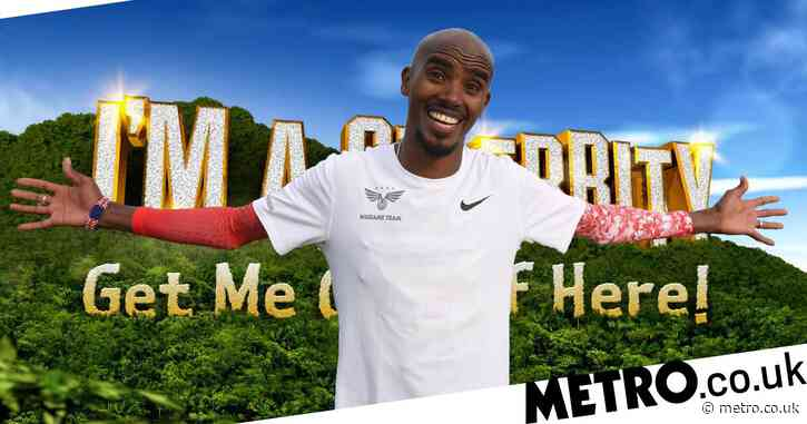 Sir Mo Farah 'latest star to sign up to I'm A Celebrity 2020'