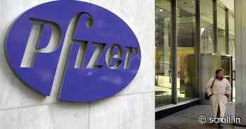 Coronavirus: Pfizer says it could deliver 40 million doses of vaccine to US this year - Scroll.in