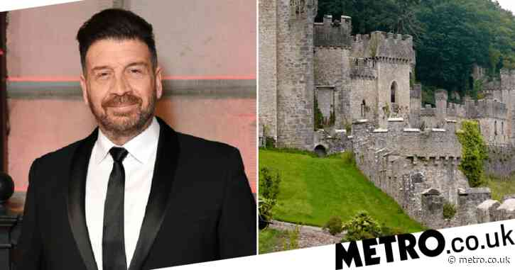 Nick Knowles 'tried to buy I'm A Celebrity castle for a fiver'