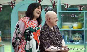 Noel Fielding makes rare comment about daughter Dali on Bake Off