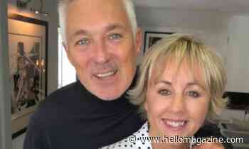 Martin and Shirlie Kemp's living room is every couple's dream