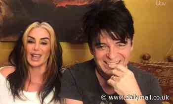 Gary Numan's wife Gemma recalls the moment her breasts 'exploded' during a caravan trip