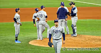 The Manager, the Ace and a Decision That Will Haunt the Rays