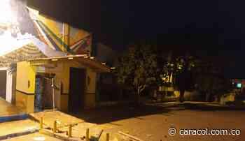 Con explosivos intentan robar un cajero en Morroa, Sucre - Caracol Radio