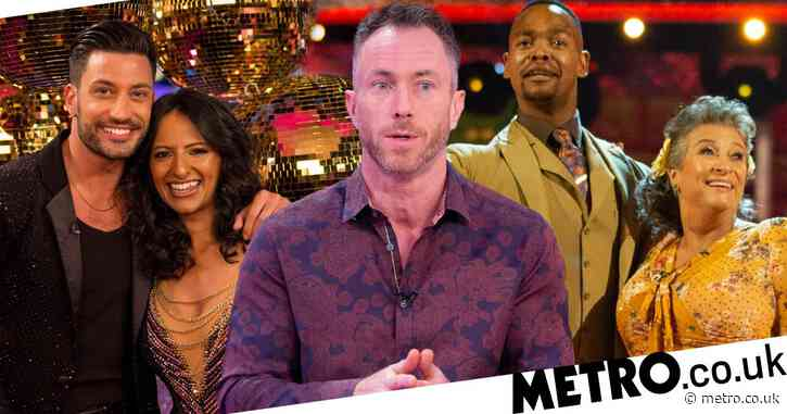Ex Strictly Come Dancing pro James Jordan shades Ranvir Singh and Caroline Quentin: 'They were overmarked'