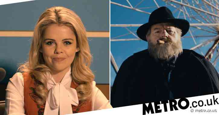 Derry Girls star Saoirse-Monica Jackson reveals her biggest fear of working with Robbie Coltrane