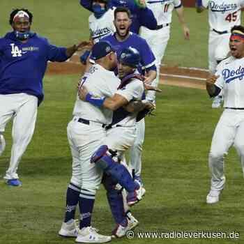 Dodgers überwinden Finaltrauma: Erster MLB-Titel seit 1988 - radioleverkusen.de