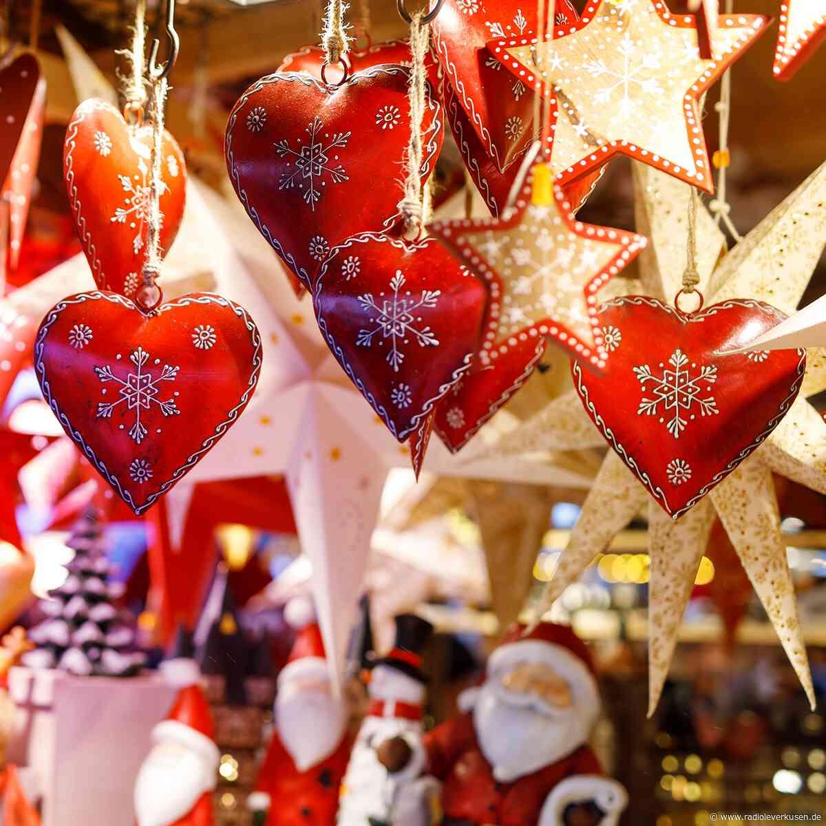 Weihnachtsmärkte in Leverkusen sollen stattfinden - radioleverkusen.de