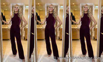 Tess Daly's fans are all saying the same thing about her stunning jumpsuit