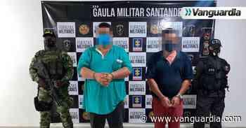Presunto extorsionista fue capturado en Curití, Santander - Vanguardia