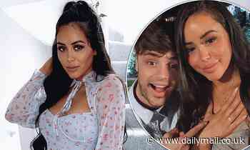 Marnie Simpson was 'shocked' by Casey Johnson's proposal when she was 'at her worst' with ill-health