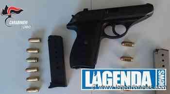 Un uomo di Alpignano minaccia noleggiatore di auto con una pistola, arrestato dai Carabinieri - http://www.lagendanews.com