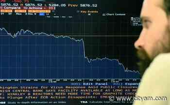 FTSE 100 slumps to April lows as coronavirus rattles markets - City A.M.