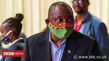 Coronavirus: South Africa's President Cyril Ramaphosa self-quarantines - BBC News