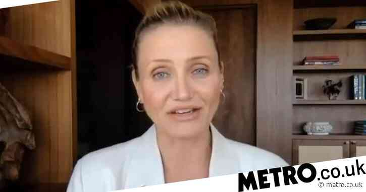 Cameron Diaz teases Hollywood comeback after quitting for motherhood: 'Never say never'