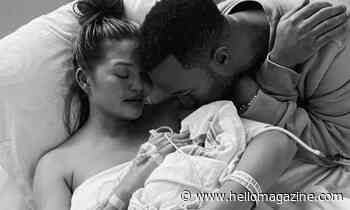 Chrissy Teigen returns to social media after heartbreaking miscarriage
