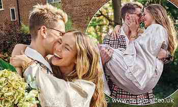 MIC's Oliver Proudlock and fiancée Emma Louise Connolly wow in a new stunning pre-wedding shoot